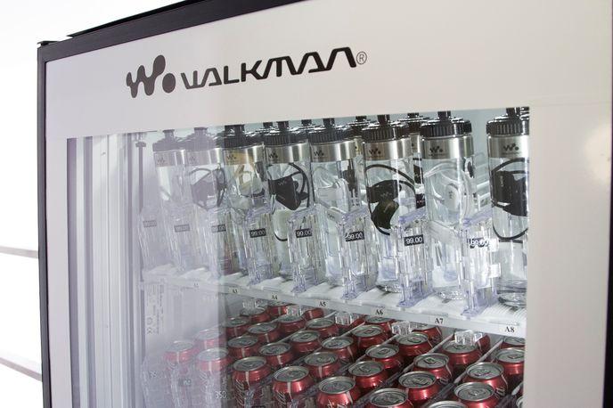 Waterproof Walkman by Sony
