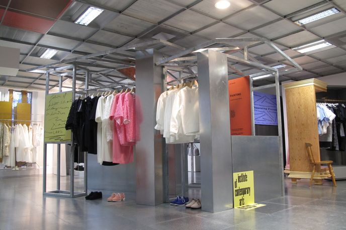ICA's residency at Dover Street Market, London