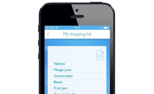 Philips launches lighting for targeted grocery shopping via mobile