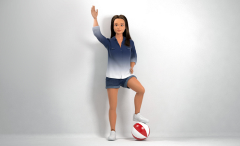 New doll steps into body image debate over Barbie