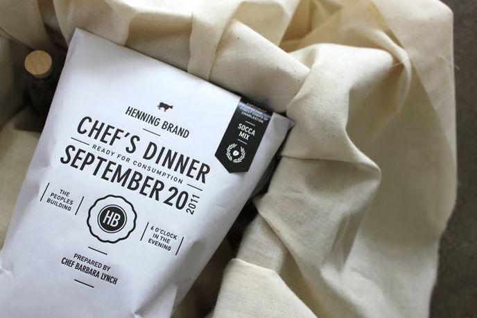 Chef's Dinner by Henning Brand