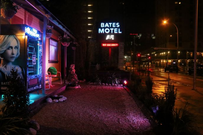 Bates Motel at SXSW, photography by Laura June Kirsch