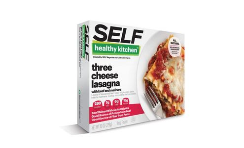 SELF magazine launches frozen food line