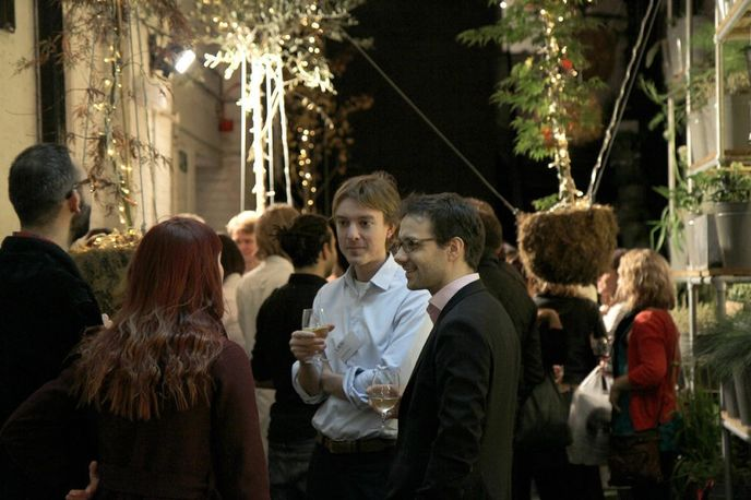 LS:N Global Just Nots networking evening