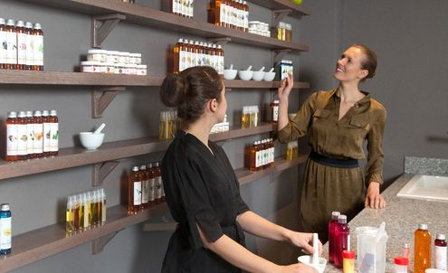 Paris beauty brand builds on customisation trend
