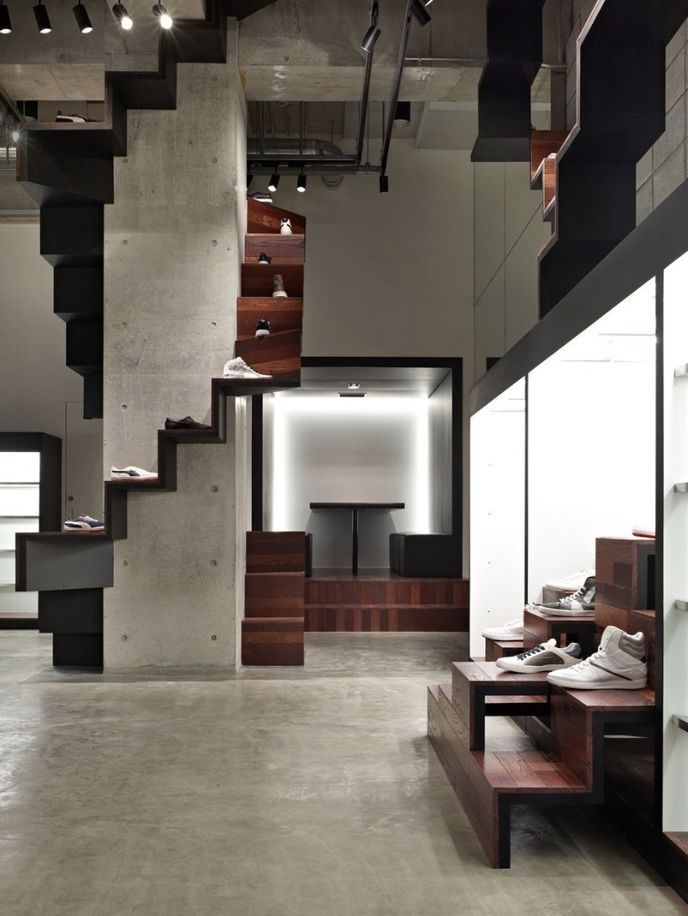 Puma House, Tokyo by Nendo