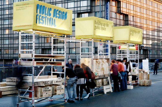 Public Design Festival, Milan