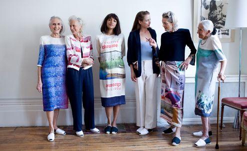 The Flat Age Society