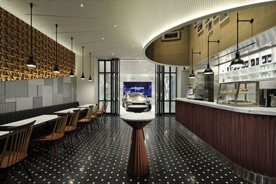Intersect by Lexus, Tokyo