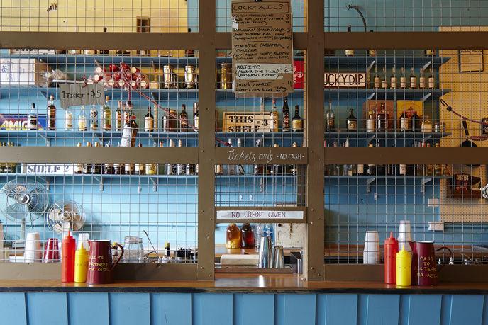 Bar Económico, Melbourne