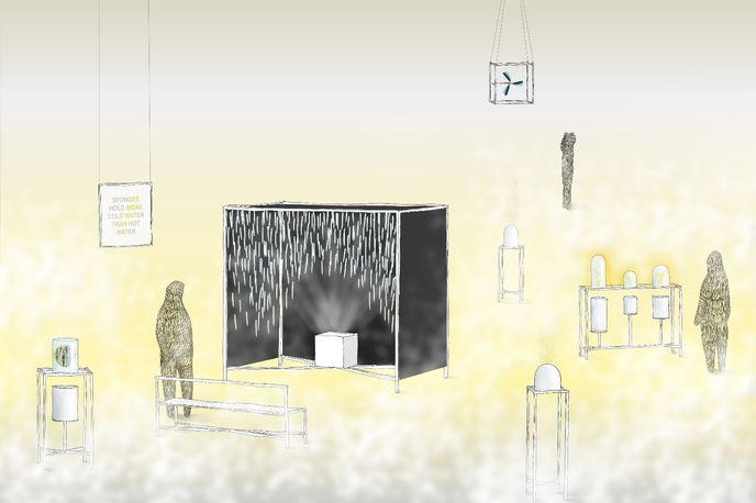 Hot & Cold preview by Fabrica for Milan Design Week