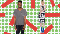 Prints charming: American Apparel plays with Post-modernism