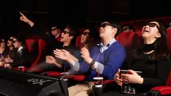 4D cinema technology set for premiere in US