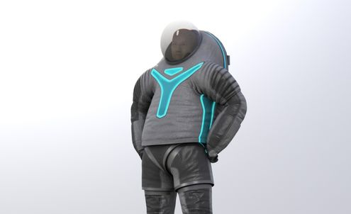 NASA invites the public to vote on new space suit design