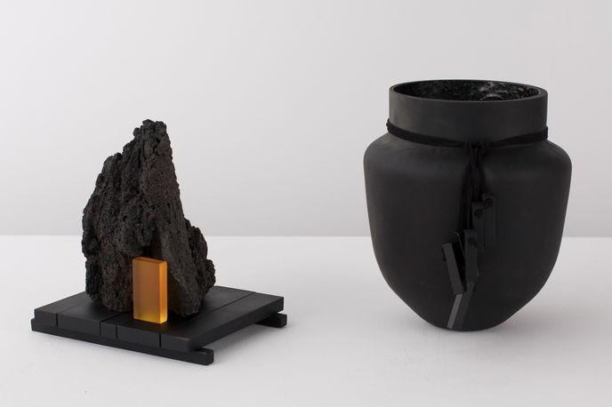 FormaFantasma vase, De Natura Fossilium collection