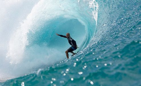 Surfing star Slater joins Kering to work on new brand