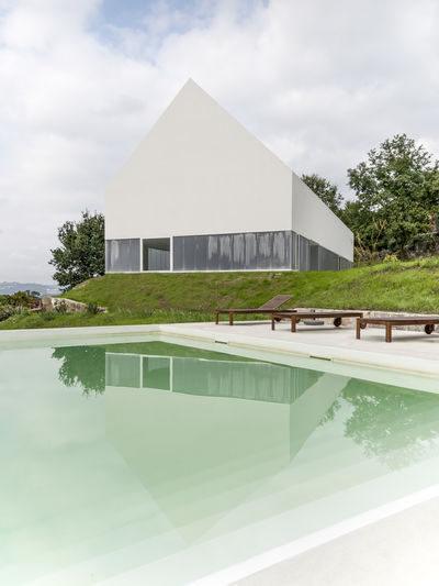 White Wolf Hotel by AND-RÉ architects