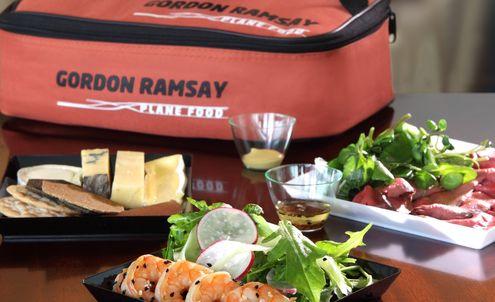Heathrow Airport restaurants offer carry-on food menus