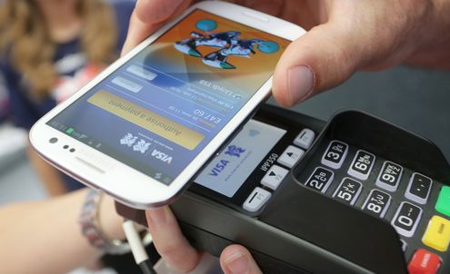 US consumers gradually adopt the mobile wallet