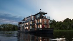 Smooth sailing: Five-star hotel cruises down the Mekong