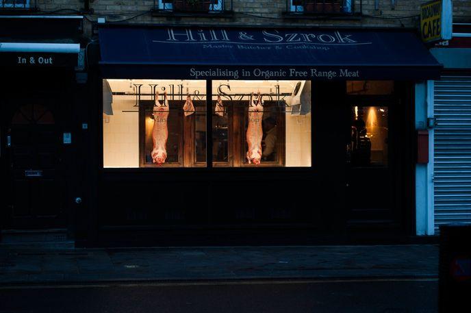 Hill & Szrok Butchery, London