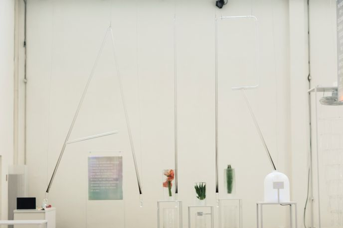 Hot and Cold exhibition by Fabrica
