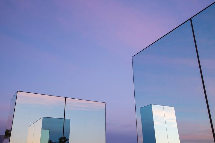 PKS3.Reflection Field by Philip K. Smith
