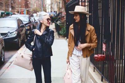 Blogger Frou Frou interviews Linda Rodin