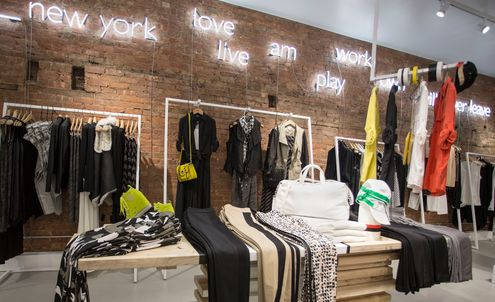 DKNY trials tag technology for street-style product searches