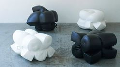 In knots: Foam furniture is all tied up