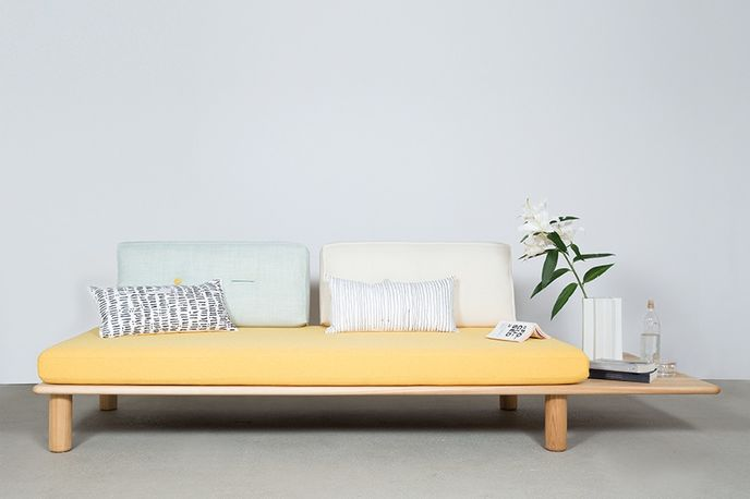 Sushi Sofa by Studio Joa Herrenknecht