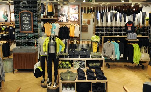 Retail Analysis: Cult brand lululemon arrives in London