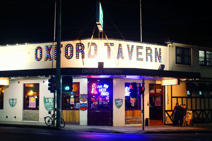 The Oxford Tavern, Sydney