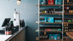 BrewDog growls: Craft beer brand opens bottle shop