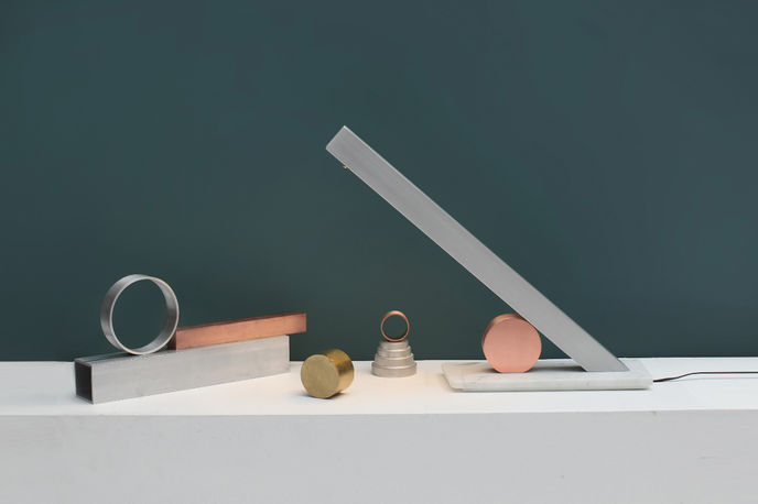 Desklight by Ladies & Gentlemen Studio for Sight Unseen OFFSITE