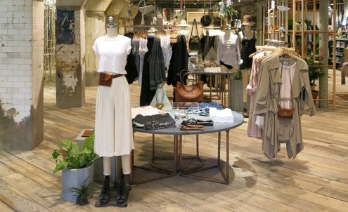 Retail Analysis: Space Ninety 8, Urban Outfitters' ode to Brooklyn