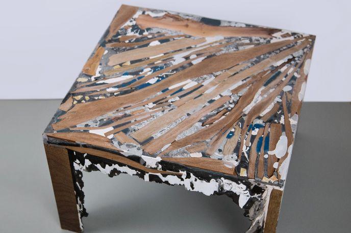 Sediment Objects by Ruben de la Box