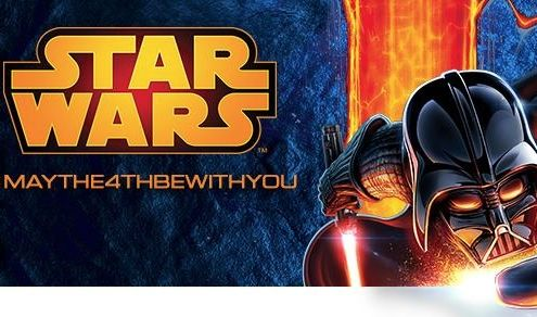 Star Wars takes over Amazon Locker for 4 May
