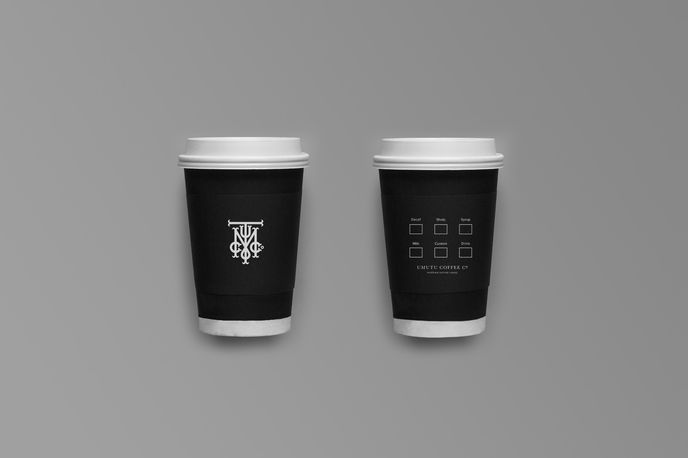 Umutu Coffee Co. by Anagrama