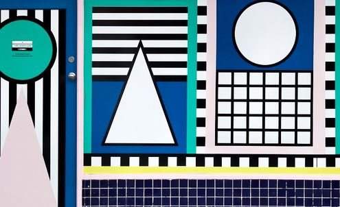 Camille Walala: Graphic artist