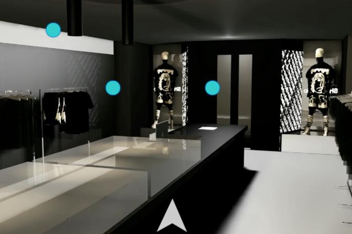 Machine-A collaboration with Show Studio