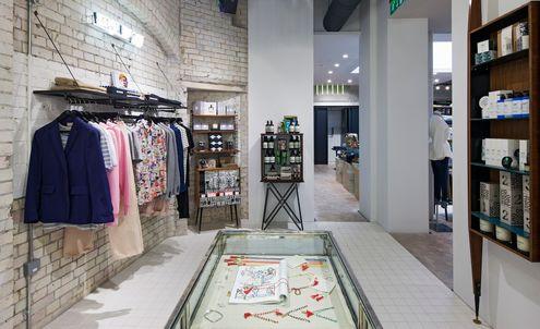 Retail Analysis: Jigsaw's Duke Street Emporium champions the analogue store experience