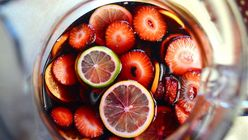 Taste for sangria grows among younger drinkers in Western Europe