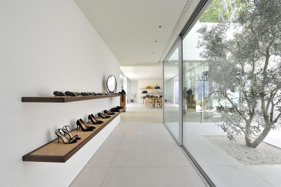 Lsn News Home Front The Row Opens Flagship Store In Los Angeles