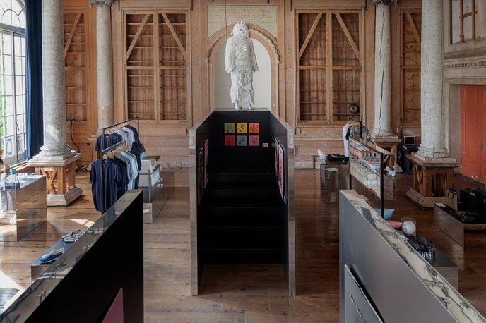 Pop-up shop by Frame at Felix & Foam