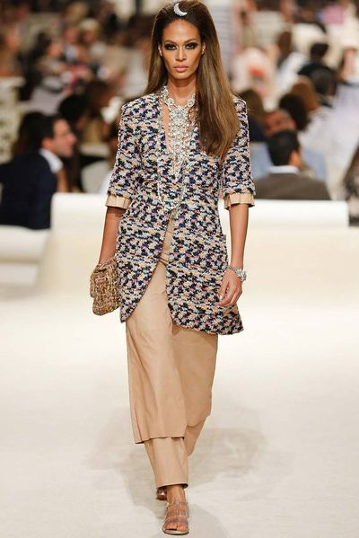 Chanel Resort 2015 in Dubai