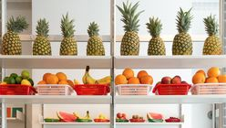 Fruitful design: The Gourmand opens neighbourhood juice stand