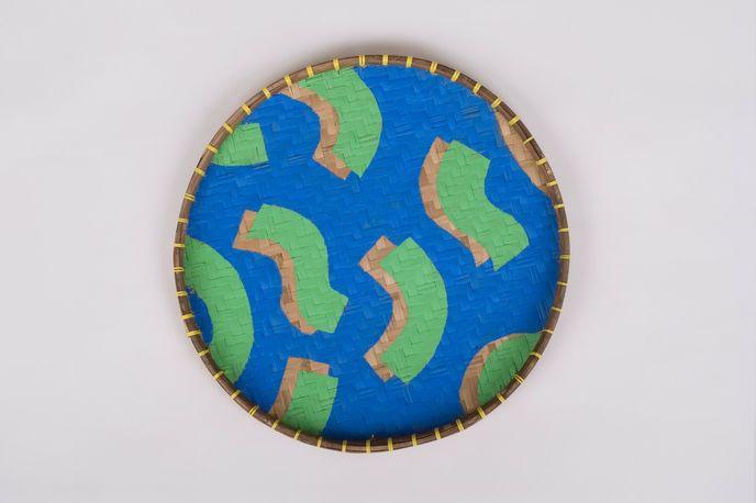 Batik Pocket Scarf by Field Experiments