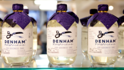 For-sake me: Denham offers own brand of Japanese rice wine