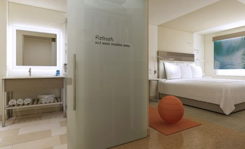 Holiday Inn owner launches hotels focused on wellness